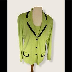Mistook jacket and shell size Large